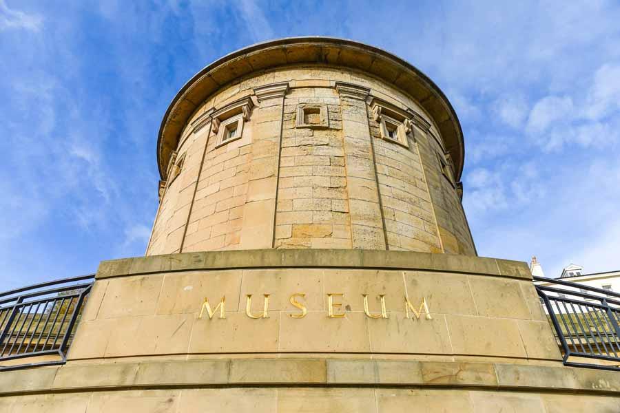 Rotunda Museum - part of Yorkshire Fossil Festival