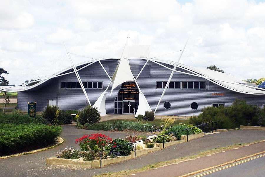 Dinosaur Isle Museum